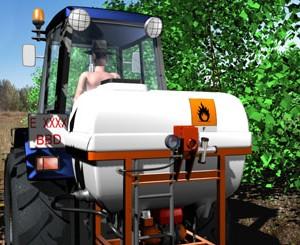 Prevencion de Riesgos Laborales en Sector Agrario