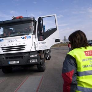 Inspección de transporte y regimen sancionador